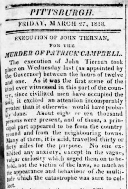 Weekly Franklin Repository (Chambersburg, Pennsylvania), April 7, 1818
