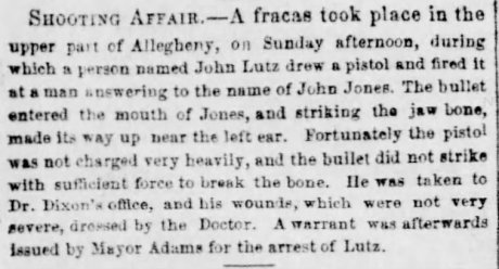 Pittsburgh Morning Post, June 6, 1854
