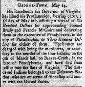 Aurora General Advertiser (Philadelphia), May 20, 1791