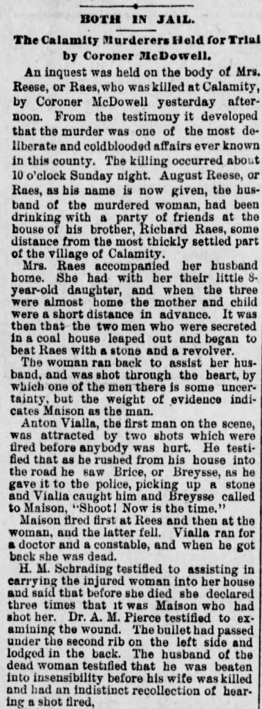 Pittsburgh Press, September 26, 1893