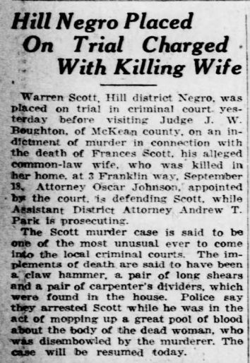 Pittsburgh Daily Post, March 4, 1924