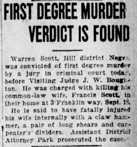 Pittsburgh Press, March 5, 1924
