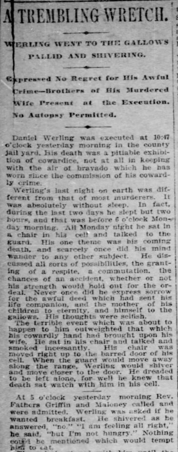 Pittsburgh Commercial Gazette, July 10, 1895