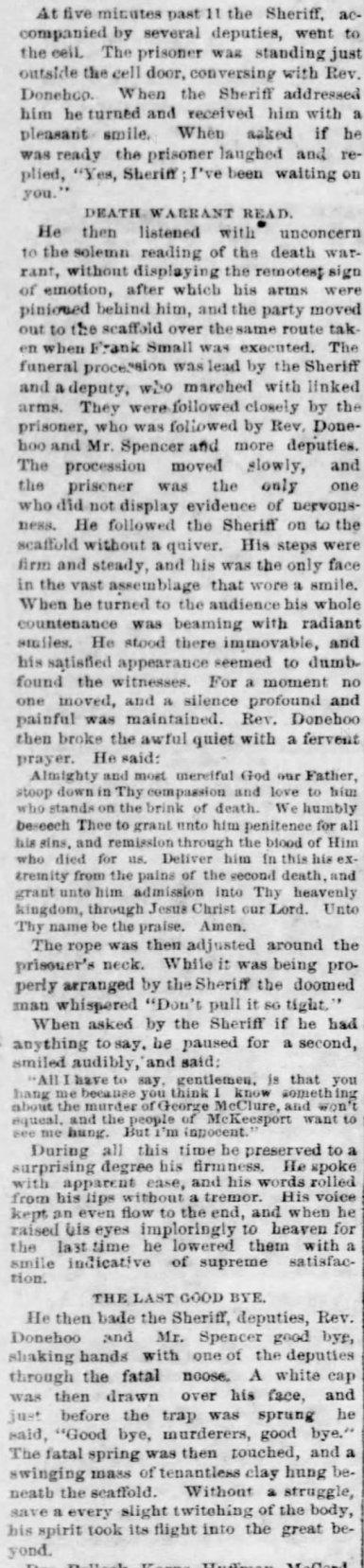 Pittsburgh Daily Post, May 11, 1883