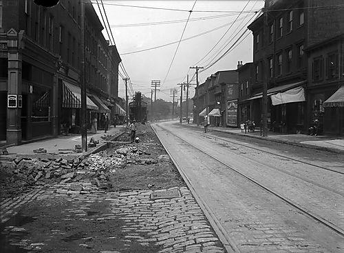 Butler St., 1917