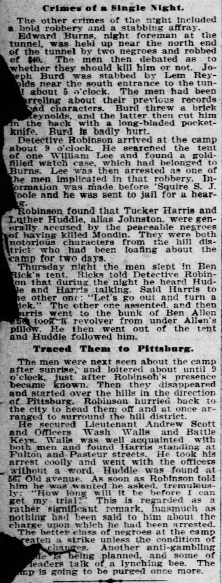 Pittsburgh Post, October 2, 1897