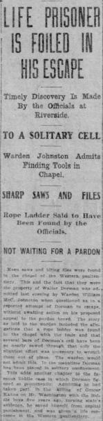 Pittsburgh Gazette Times, July 18, 1907
