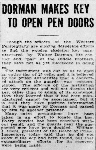 Pittsburgh Press, June 25, 1908