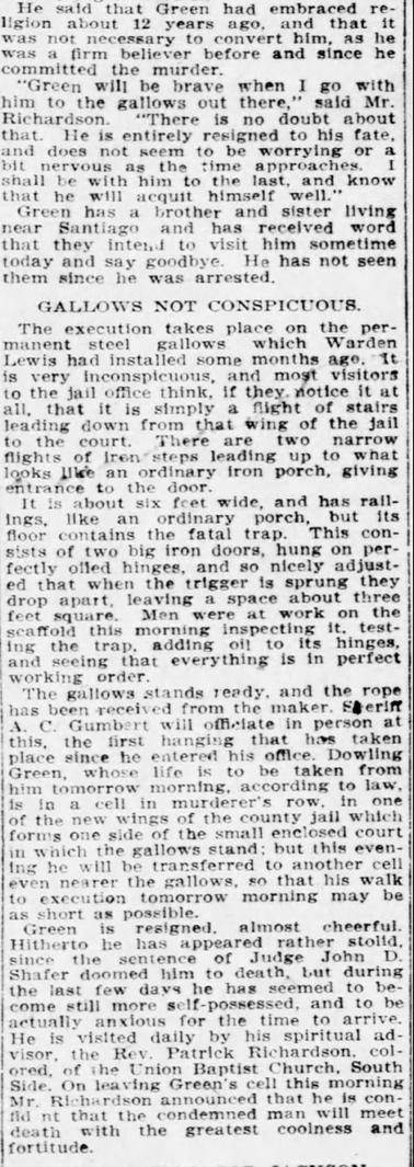 Pittsburgh Press, July 22, 1907