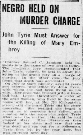 Pittsburgh Press, August 12, 1910