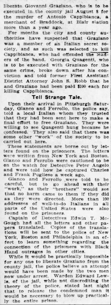Pittsburgh Post, July 31, 1907