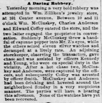 Pittsburgh Daily Gazette, February 15, 1876