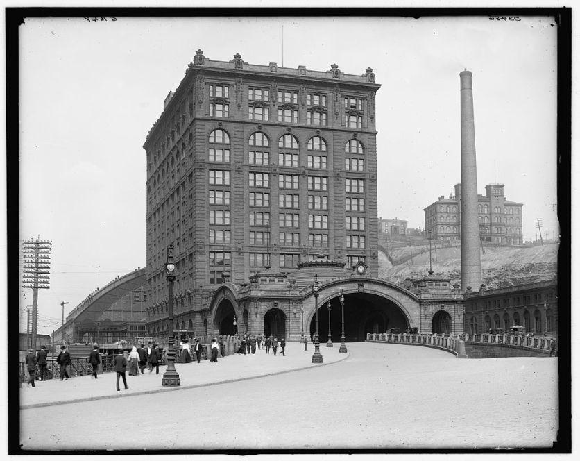 Pennsylvania Station, Pittsburgh