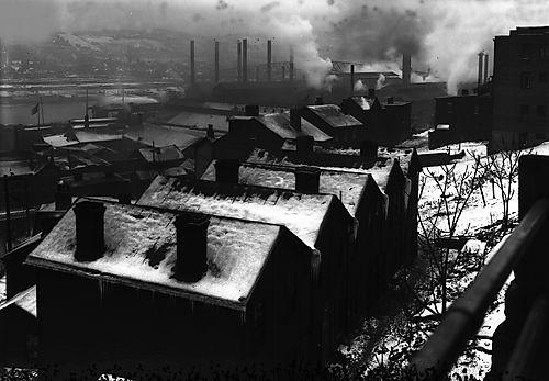 Hazelwood, 1918