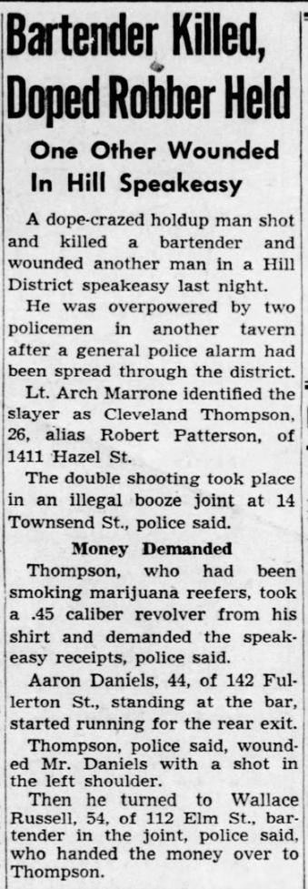 Pittsburgh Press, September 14, 1949